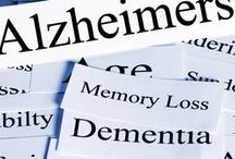 Alzheimers & Dementia / by Anna Stigall Marcotte
