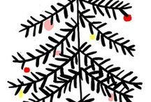Petites fêtes : Noel // Christmas / Christmas / Holidays / Santa / December