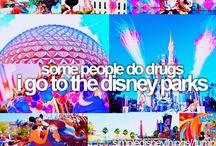 Disney / by Julia McBride