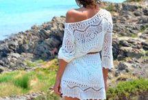 Dressed in white / by Rachel Stevens