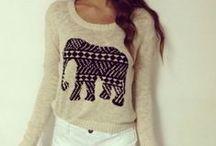 Sweaters / by Rachel Stevens
