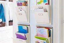 organize/clean