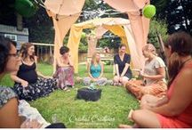baby shower / Oh just some ideas :) / by Melissa Shilale