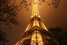 My travels... From Paris with love / by Babette Ahrens-Dehing