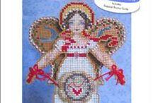 Needlework patterns archive