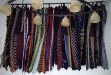 c r a v ' a r t e / The recycled life of a tie