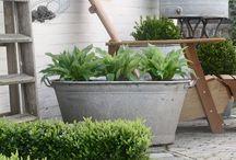 G - Pots & Planters