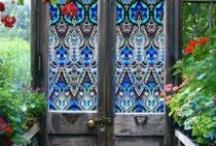 Doors / by Kathleen Bogart