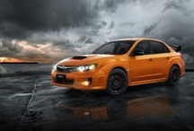 STi's and other Scoobys. / Examples of some of my favorite Subaru's. / by Phillipp Pickle
