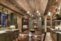 Kitchen Ideas / by Amy Jeffries