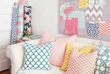 Add Color to your Home / A happy home is a colorful home. / by Home Decor
