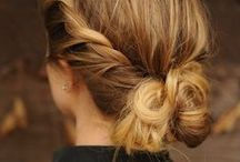 Hair Style / by Maras Wunderland