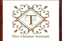 Thee Ultimate Assistant™ -  www.theeultimateassistant.com  / LifeStyle Management firm located in Blauvelt NY.  We assist busy people who are overwhelmed and are looking to get a handle on their wasted time!