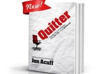 Books for Trail Blazers / Books that will help get you to the top.