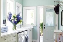 Interior, Bathroom, Laundry, Entry