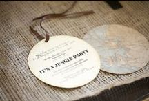 Events: Safari Party / by Jill Kate Vandeventer
