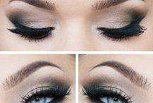 makeup<3 / by Savannah Thompson