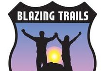 Blazing Trails / I train and coach leaders how to combine the principles of nature with the principles of leadership to become confident, adaptable, and resourceful leaders that people naturally want to follow. Blazing Trails Coaching leads monthly walking/hiking adventures for leaders and professionals for the purpose of training, education, networking and support. Please join our meetup group to join us! http://www.meetup.com/blazing-trails-adventures