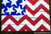 Stars & Stripes ✨ / 4th of July