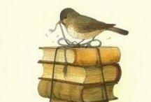 Libros, portadas e ilustraciones / todo esta en los libros ya sea por fuera o por dentro