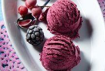 Ice Ice Baby - Eiscreme & Co / Eis selber machen! Am Stiel, als cremige Kugel oder Sorbet. Einfache, ausgefallene Eis-Rezepte für jeden Geschmack. Mit und ohne Eismaschine.