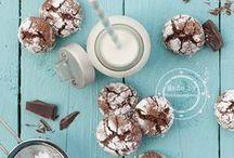Cookies & Pastries / by Maras Wunderland