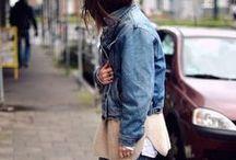 STYLE: Oversized Denim Jacket