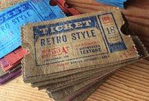 Design: Retro Style & Vintage / Posters | Ads | Vintage Graphics