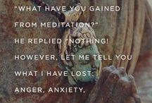 * ~ ¨ meditation ¨  ~ *