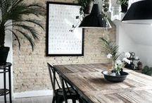 Dining room ideas / Dining room interiors inspirations