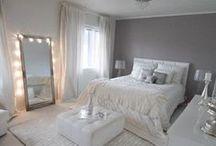 Bedroom ideas / Bedroom interiors inspirations