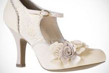 Oh, Those Shoes! / Vintage Wedding Shoes