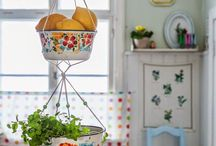 Use Your vintage / Creative ideas how to use the vintage you love