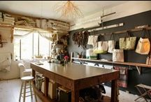  Craft and Work Spaces  / by Allison Hayes