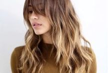 Hair Inspiration / This board includes hair inspiration as well as hairstyles and looks I try out on my blog!