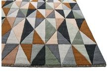 Rugs & Floor Coverings / Modern rugs, tiles, textiles and inspiration for your floor