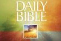 Faith / Finding strength through his word.