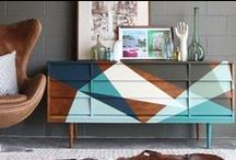 Make it Mod / Browse Inmod's favorite DIY's - But if you don't want to do-it-yourself, consider off-the-shelf at http://www.inmod.com   / by Inmod Furniture
