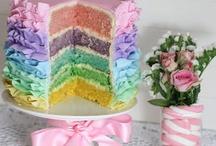 Madison's Rainbow 5th Birthday / by Steph Devlin
