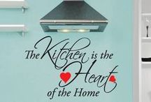 Inspired Kitchens / A variety of Kitchen design styles to inspire and excite!