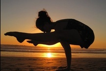 Yoga / The one thing that centers me no matter what and makes me feel complete.