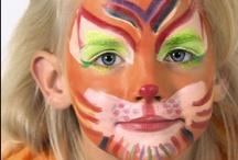 Malování na obličej / Face paint