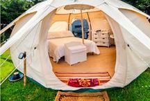 glamping / Camping and outdoors