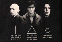Harry Potter / by Vanessa Tenhage