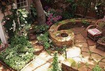 Garden ideas * Tuin ideeën / Ideas for our garden. Ideeën voor in de tuin