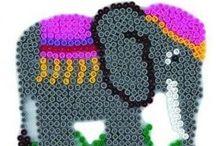 Zažehlovací korálky / Hama beads