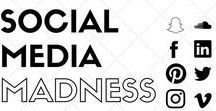 Social Media Madness / Social Media Madness is a board that consists of social media marketing tips and tricks for small businesses, entrepreneurs, starts ups, and social media marketers. Featured here: Facebook marketing, Pinterest marketing, Instagram marketing, Snapchat marketing, Twitter marketing, Periscope marketing, Linkedin marketing, Reddit marketing, YouTube marketing, and more. If you are interested in joining the group board please send me a message stating why you would like to join & your Pinterest URL.