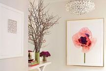 For my Home  / inspiration to spruce up any home / by Lauren