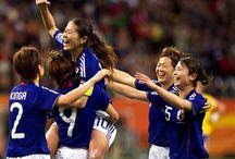 Female athlete / by Keiko Mito