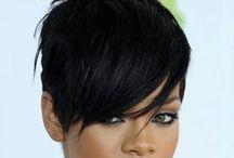 All about short hair!!!!!!!!!!!!!!!!!! / by Akeva Nutter Davis